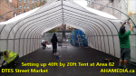 1 Setting up 40ft Tent at Area 62 for DTES Street Market on Sept 18 2015 (58)