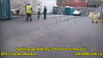 1 Setting up 40ft Tent at Area 62 for DTES Street Market on Sept 18 2015 (6)
