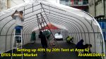 1 Setting up 40ft Tent at Area 62 for DTES Street Market on Sept 18 2015 (62)
