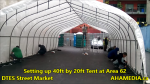 1 Setting up 40ft Tent at Area 62 for DTES Street Market on Sept 18 2015 (64)
