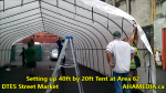 1 Setting up 40ft Tent at Area 62 for DTES Street Market on Sept 18 2015 (67)