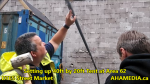 1 Setting up 40ft Tent at Area 62 for DTES Street Market on Sept 18 2015 (7)