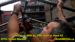 1 Setting up 40ft Tent at Area 62 for DTES Street Market on Sept 18 2015 (8)