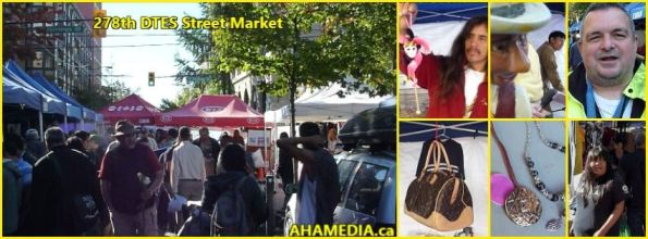 0 278th DTES Street Market in Vancouver on Oct 4, 2015