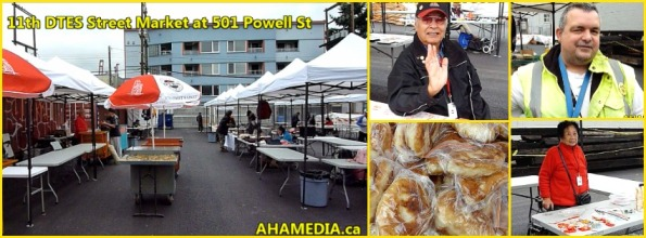 0 AHA MEDIA at 11th DTES Street Market at 501 Powell in Vancouver on Oct  10 2015 (1)