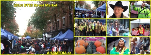0 AHA MEDIA at 281st DTES Street Market in Vancouver on Oct 25 2015 (1)