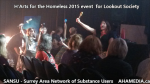 1  H'Arts for the Homeless 2015 Annual Benefit Event for Lookout Society  (12)