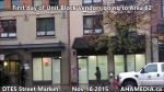 1 AHA MEDIA sees First Day of Unit Block Vendors going to Area 62 DTES Street Market on Nov 16 2015 in Vancouver  (11)