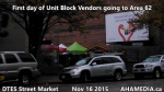 1 AHA MEDIA sees First Day of Unit Block Vendors going to Area 62 DTES Street Market on Nov 16 2015 in Vancouver  (15)