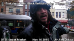 1 AHA MEDIA sees First Day of Unit Block Vendors going to Area 62 DTES Street Market on Nov 16 2015 in Vancouver  (18)