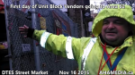 1 AHA MEDIA sees First Day of Unit Block Vendors going to Area 62 DTES Street Market on Nov 16 2015 in Vancouver  (4)