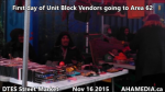1 AHA MEDIA sees First Day of Unit Block Vendors going to Area 62 DTES Street Market on Nov 16 2015 in Vancouver  (41)