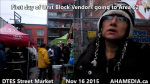1 AHA MEDIA sees First Day of Unit Block Vendors going to Area 62 DTES Street Market on Nov 16 2015 in Vancouver  (42)