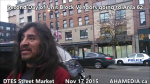1 AHA MEDIA sees Second Day of Unit Block Vendors going to Area 62 DTES Street Market on Nov 17 2015 in Vancouver (12)