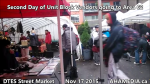 1 AHA MEDIA sees Second Day of Unit Block Vendors going to Area 62 DTES Street Market on Nov 17 2015 in Vancouver (2)