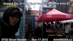 1 AHA MEDIA sees Second Day of Unit Block Vendors going to Area 62 DTES Street Market on Nov 17 2015 in Vancouver (36)