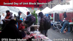 1 AHA MEDIA sees Second Day of Unit Block Vendors going to Area 62 DTES Street Market on Nov 17 2015 in Vancouver (7)