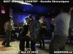 12 AHA MEDIA at BOOT SCOOTIN' COUNTRY PARTY at Chieftain Pub on Nov 27 2015
