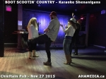 15 AHA MEDIA at BOOT SCOOTIN' COUNTRY PARTY at Chieftain Pub on Nov 27 2015