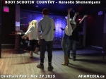 16 AHA MEDIA at BOOT SCOOTIN' COUNTRY PARTY at Chieftain Pub on Nov 27 2015