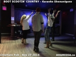 17 AHA MEDIA at BOOT SCOOTIN' COUNTRY PARTY at Chieftain Pub on Nov 27 2015