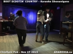 19 AHA MEDIA at BOOT SCOOTIN' COUNTRY PARTY at Chieftain Pub on Nov 27 2015