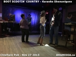 20 AHA MEDIA at BOOT SCOOTIN' COUNTRY PARTY at Chieftain Pub on Nov 27 2015