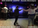 22 AHA MEDIA at BOOT SCOOTIN' COUNTRY PARTY at Chieftain Pub on Nov 27 2015