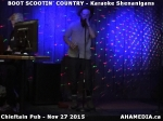 24 AHA MEDIA at BOOT SCOOTIN' COUNTRY PARTY at Chieftain Pub on Nov 27 2015