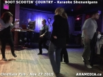 25 AHA MEDIA at BOOT SCOOTIN' COUNTRY PARTY at Chieftain Pub on Nov 27 2015