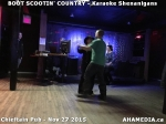 27 AHA MEDIA at BOOT SCOOTIN' COUNTRY PARTY at Chieftain Pub on Nov 27 2015