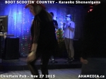 28 AHA MEDIA at BOOT SCOOTIN' COUNTRY PARTY at Chieftain Pub on Nov 27 2015