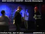 29 AHA MEDIA at BOOT SCOOTIN' COUNTRY PARTY at Chieftain Pub on Nov 27 2015