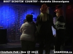 30 AHA MEDIA at BOOT SCOOTIN' COUNTRY PARTY at Chieftain Pub on Nov 27 2015