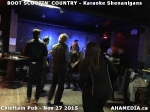 31 AHA MEDIA at BOOT SCOOTIN' COUNTRY PARTY at Chieftain Pub on Nov 27 2015