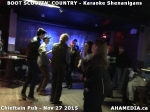 32 AHA MEDIA at BOOT SCOOTIN' COUNTRY PARTY at Chieftain Pub on Nov 27 2015