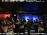 33 AHA MEDIA at BOOT SCOOTIN' COUNTRY PARTY at Chieftain Pub on Nov 27 2015