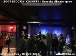 34 AHA MEDIA at BOOT SCOOTIN' COUNTRY PARTY at Chieftain Pub on Nov 27 2015