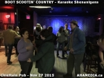 36 AHA MEDIA at BOOT SCOOTIN' COUNTRY PARTY at Chieftain Pub on Nov 27 2015
