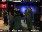 37 AHA MEDIA at BOOT SCOOTIN' COUNTRY PARTY at Chieftain Pub on Nov 27 2015