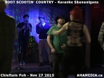 38 AHA MEDIA at BOOT SCOOTIN' COUNTRY PARTY at Chieftain Pub on Nov 27 2015