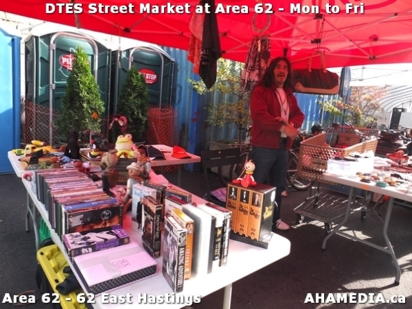 5b AHA MEDIA sees Daniel helping DTES Street Market vendors