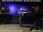 6 AHA MEDIA at BOOT SCOOTIN' COUNTRY PARTY at Chieftain Pub on Nov 27 2015