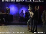 7 AHA MEDIA at BOOT SCOOTIN' COUNTRY PARTY at Chieftain Pub on Nov 27 2015
