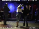 8 AHA MEDIA at BOOT SCOOTIN' COUNTRY PARTY at Chieftain Pub on Nov 27 2015