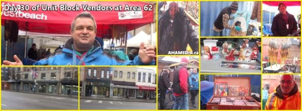 0 AHA MEDIA at 30th day of unit block vendors going to area 62 dtes street market on dec 15 2015 in vancouver