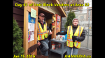 1 AHA MEDIA at 61st Day of Unit Block Vendors going to Area 62 DTES Street Market in Vancouver on Jan 15(99)