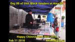 1 AHA MEDIA at 88th day of Unit Block Vendors at Area 62 on Feb 11 2016(52)