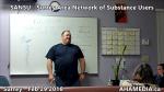1 AHA MEDIA at  SANSU - Surrey Area Network of Substance Users meeting on Feb 29 2016 (13)