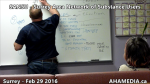 1 AHA MEDIA at  SANSU - Surrey Area Network of Substance Users meeting on Feb 29 2016 (15)